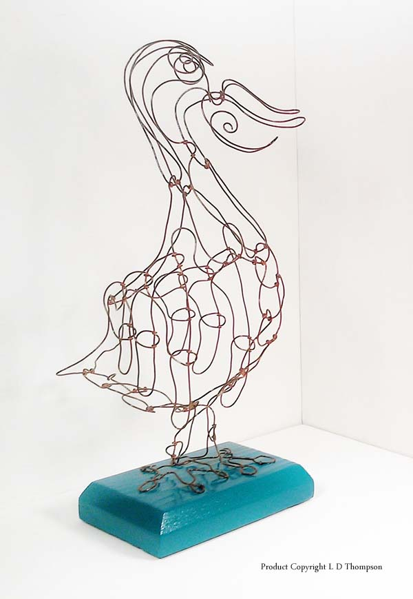 Wire sculpture pelican by ldtwiresculpture on deviantart wire sculpture pelican by ldtwiresculpture publicscrutiny Gallery