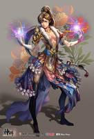 Divine online by wanhsienwei