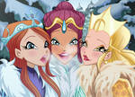 WINX|Three Queens