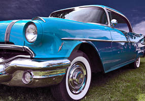 Vintage Blue by photomommy4