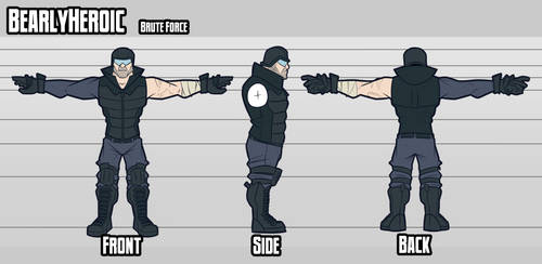 Brute Force Character Turnaround