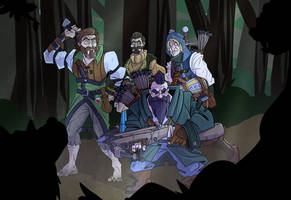 The Witcher DnD Group