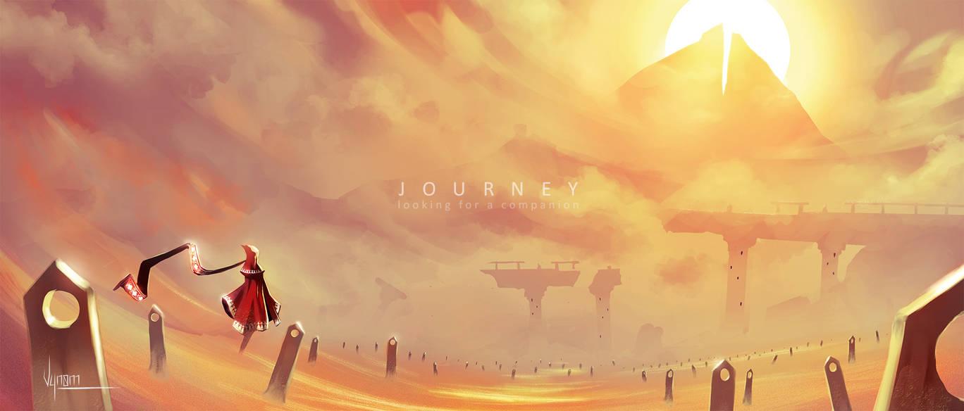 Journey by V-nom