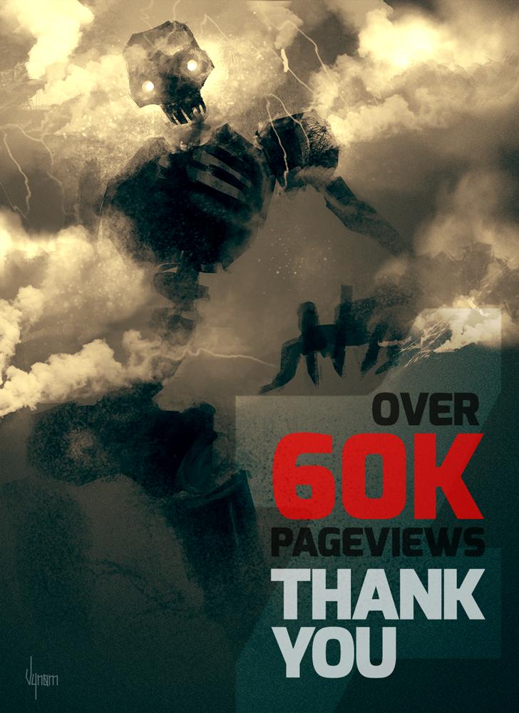 60K pageviews by V-nom