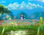 SasuHina: Morning Kiss