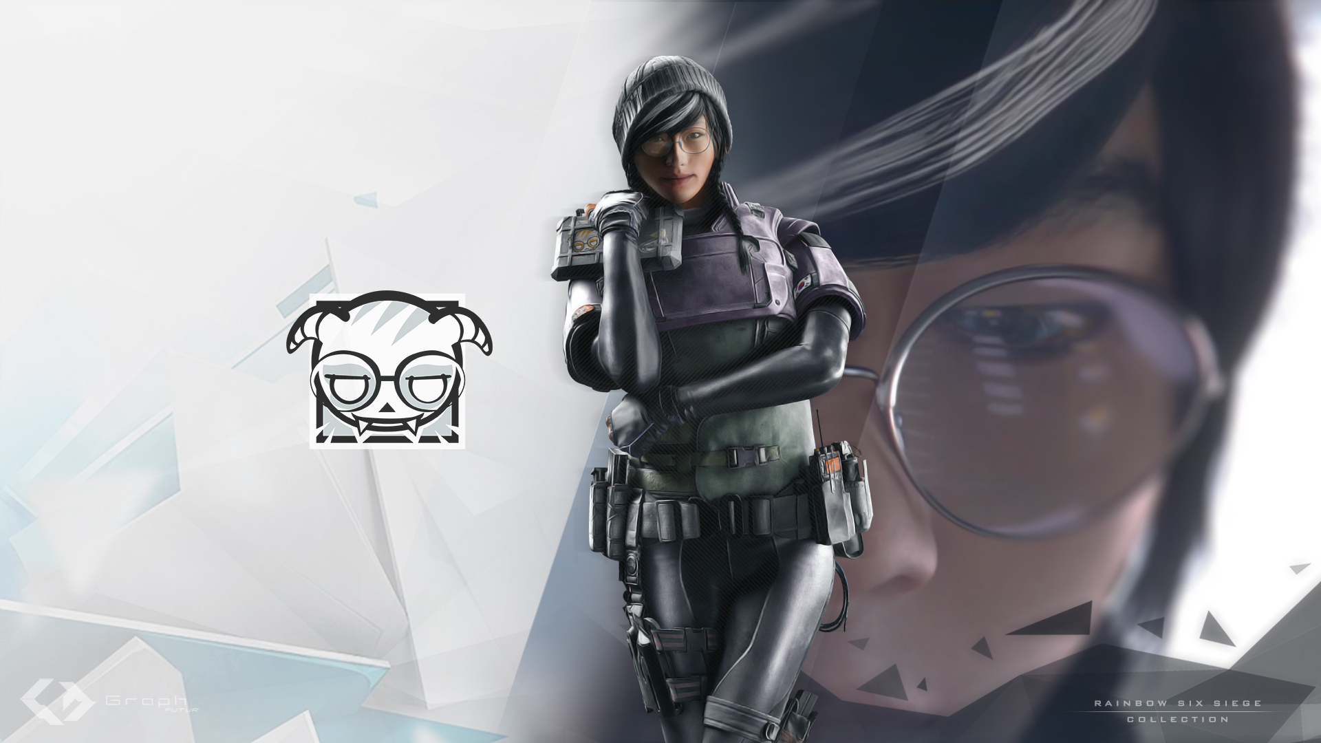 Rainbow Six Siege Dokkaebi Collection By Graphfutur On Deviantart