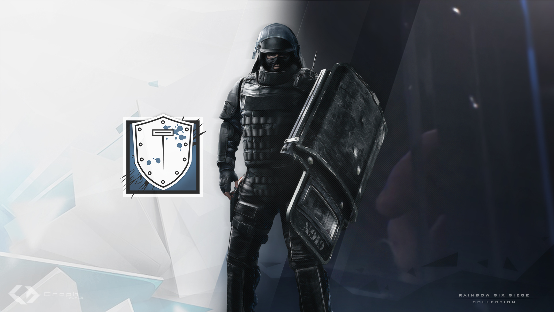 Rainbow Six Siege Montagne Collection By Graphfutur On Deviantart