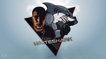 Wallpaper - FanArt WhiteShark by GraphFutur