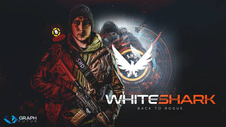 Wallpaper - The Division (Whiteshark) by GraphFutur
