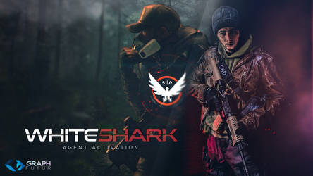 Wallpaper - The Division 2 (Whiteshark) by GraphFutur