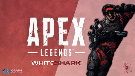 Wallpaper - Apex Legends (Whiteshark) by GraphFutur