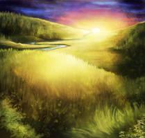 <b>Sunset</b><br><i>TabbyCat0066</i>
