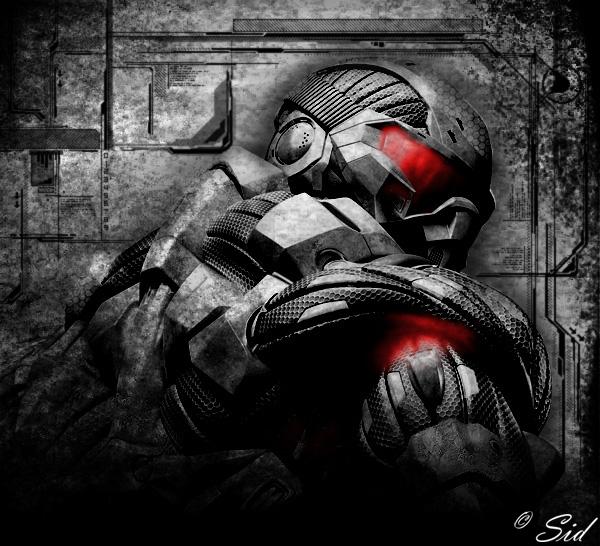 Evil Crysis Artwork By ShiceIceDice On DeviantArt