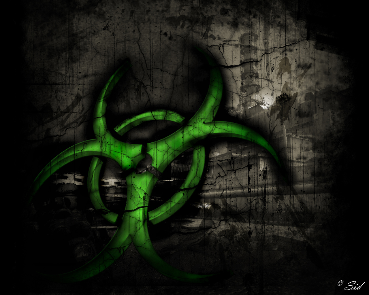 biohazard by shiceicedice on deviantart