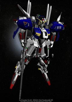 Ex-S Gundam MSA-011 Ext