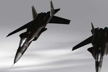 Su-37 Berkut Stealth Fighter by KYPMbangi