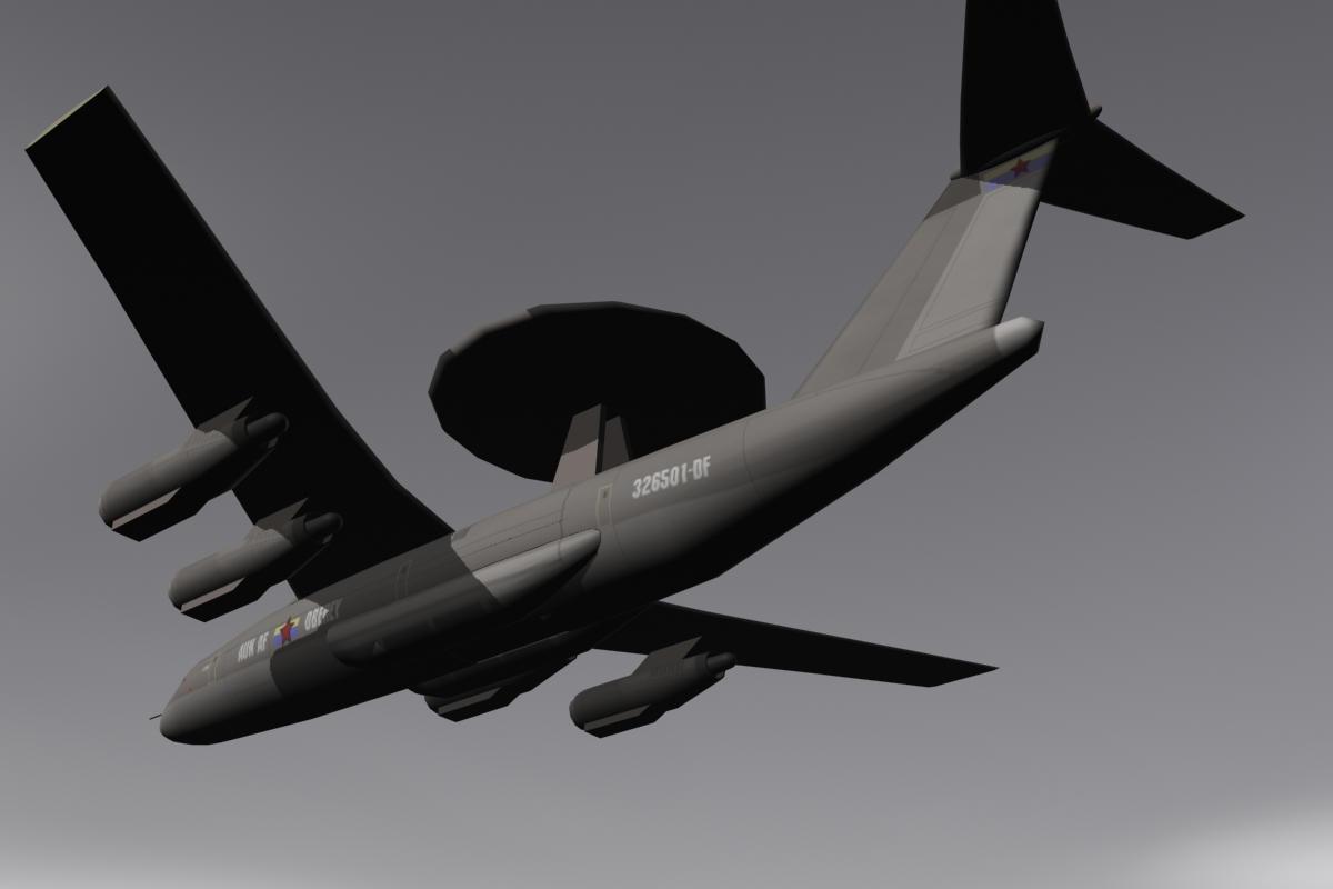 A 50 Radiolocation Recon Plane 39685398