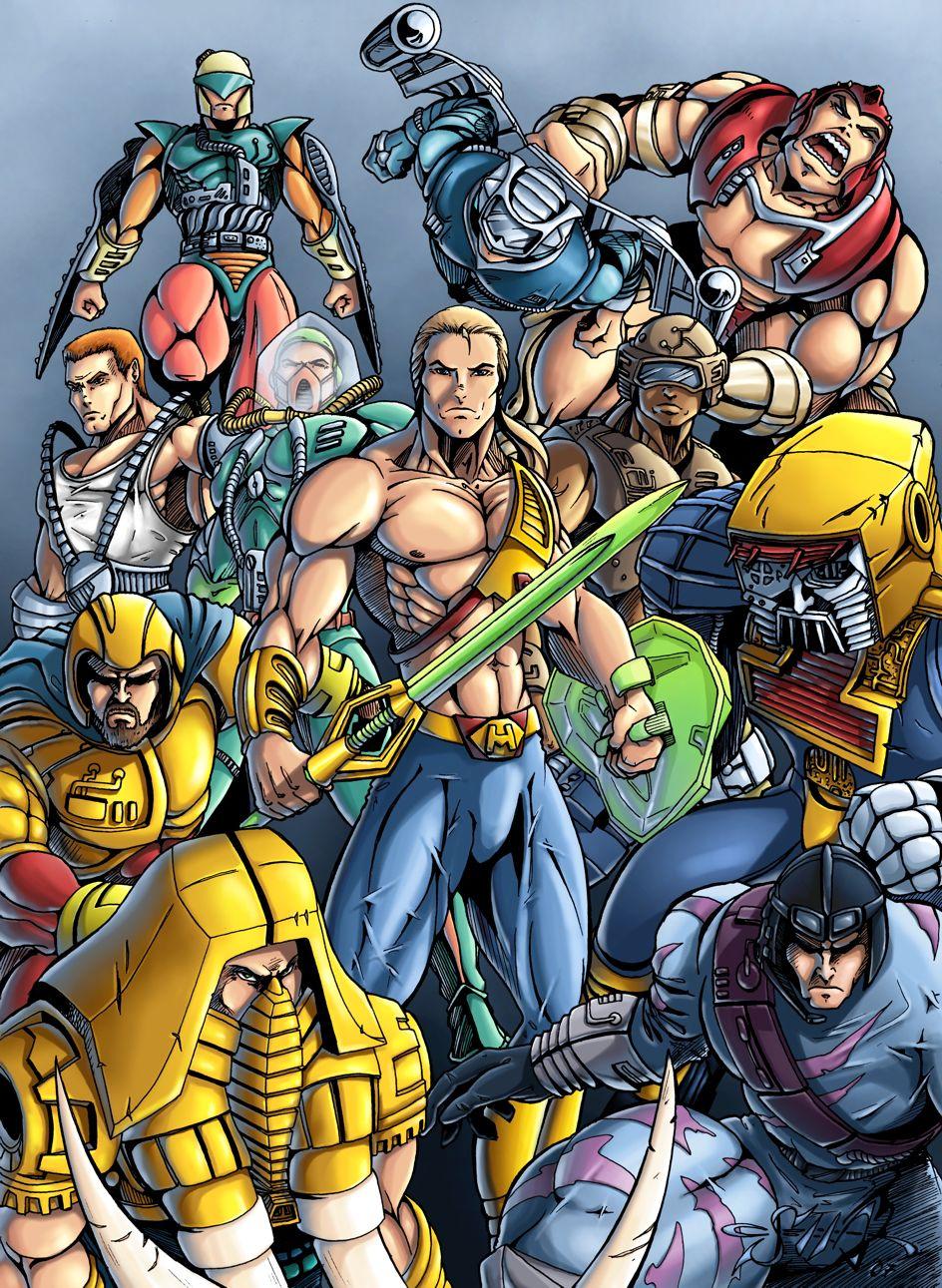 MotU - New Adventures of He-Man Vol.1 by Killersha