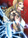Masters of the Universe - He-Man and She-Ra v2
