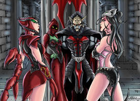 MOTU : Secret of the Sword 1 by Killersha