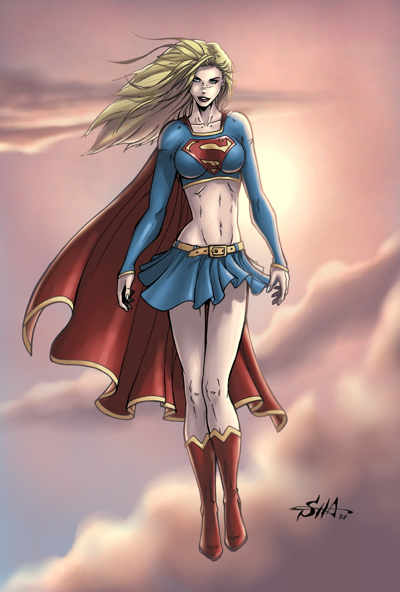 Supergirl by Killersha