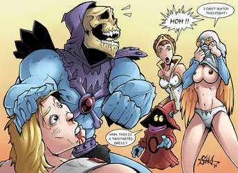 Masters of the Universe - Ooops by Killersha