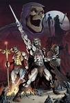Masters of the Universe - Return of a dead King