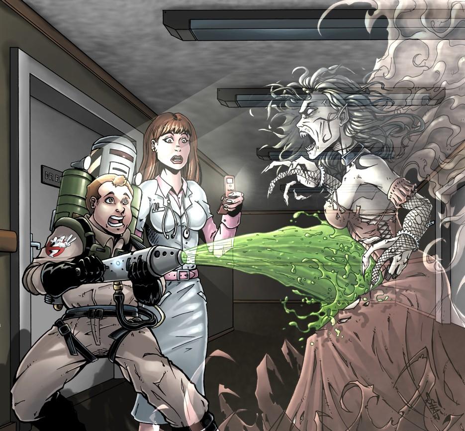 Ghostbusters 48 by Killersha