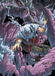 Masters of the Universe - Ram Man in Rage