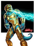 Masters of the Universe - Saurod I