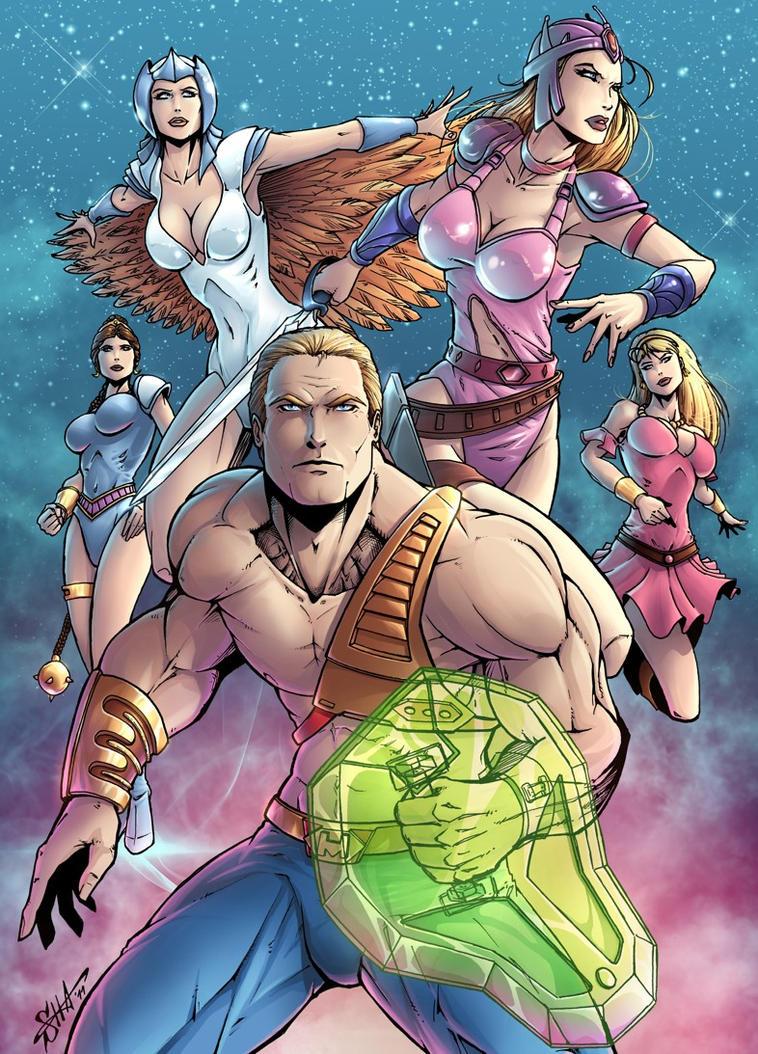 MotU - New Adventures of He-Man Vol. 6 by Killersha