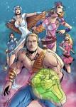 MotU - New Adventures of He-Man Vol. 6