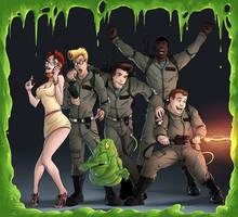 Ghostbusters 1 by Killersha