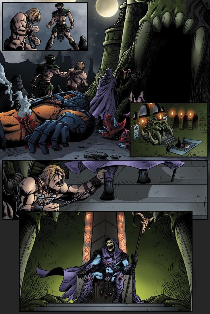 Masters of the Universe - Fall Of Grayskull p.11 by Killersha
