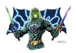 Masters of the Universe - Castle Grayskullman