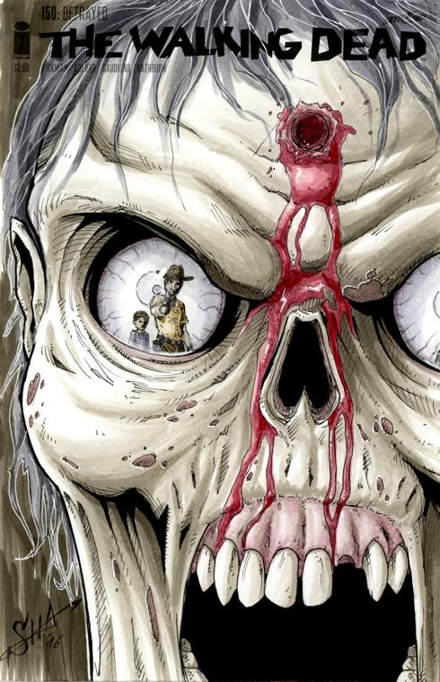 The Walking Dead by Killersha