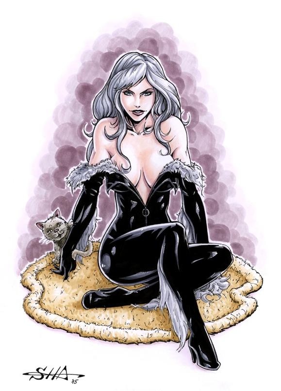 Black Cat 3 by Killersha
