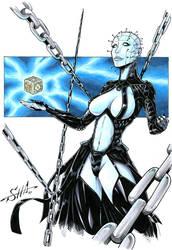 Hellraiser Priestess