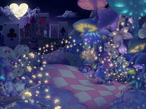 To Wander in Wonderland