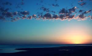 Some Sky by kelogsloops