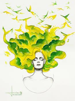 Freedom: Parakeet