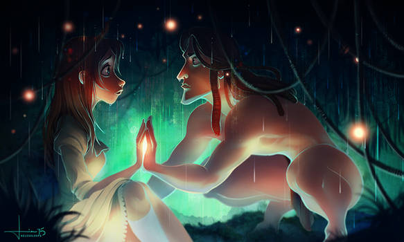 Tarzan: Two Worlds