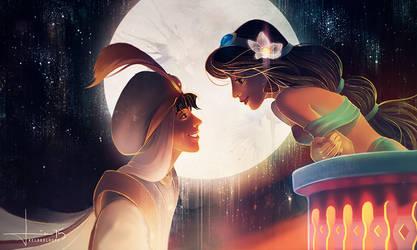 Aladdin: A Whole New World