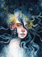 drowned thoughts by kelogsloops