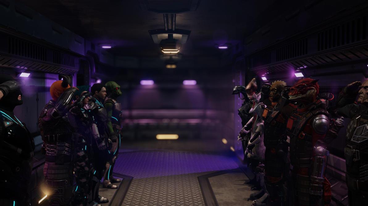 Final Salutation by IceDzun