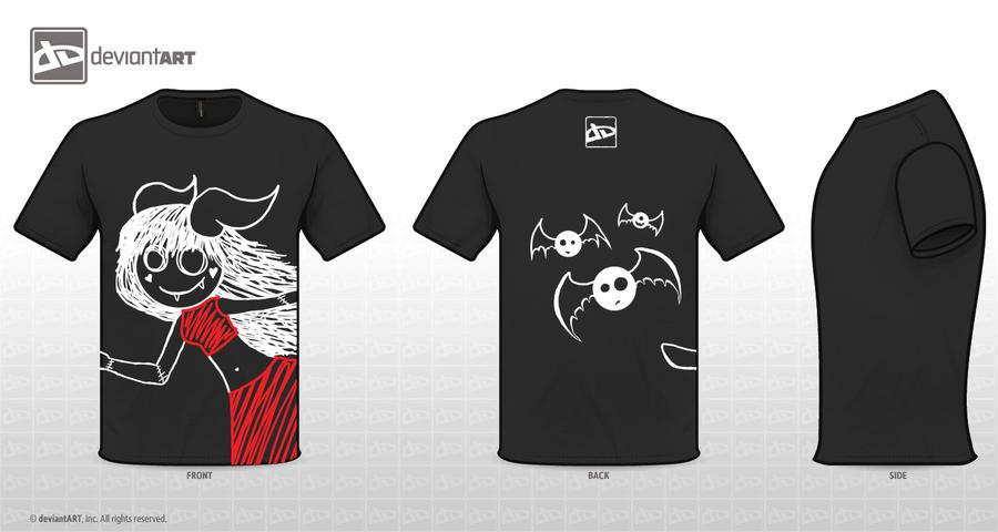Cute Monsters T-Shirt design - again! by RancidAlice
