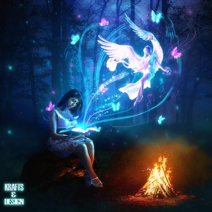 Fantasy reading