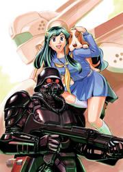 Mamoru Oshii characters