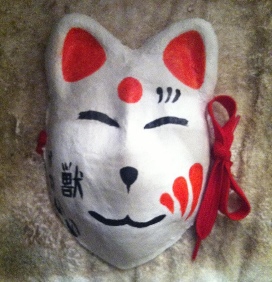 'Kemono' Mask by Kefasun