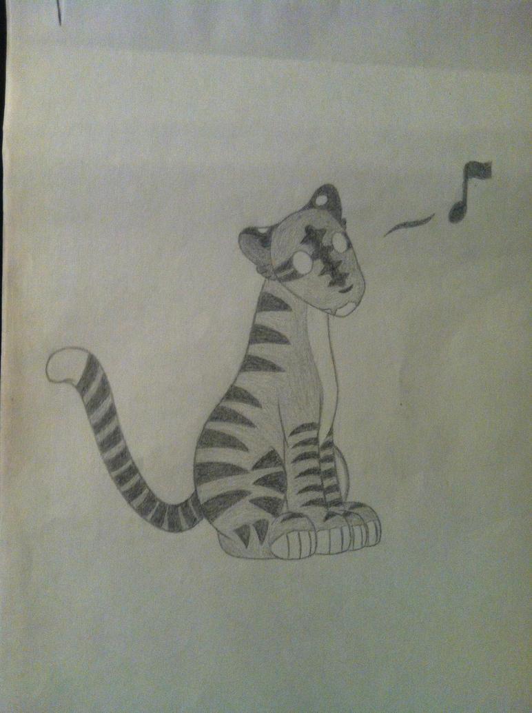 Tiger Tiger by Kefasun
